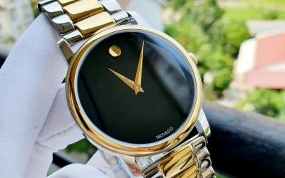 Tất cả những điều về đồng hồ Movado chính hãng