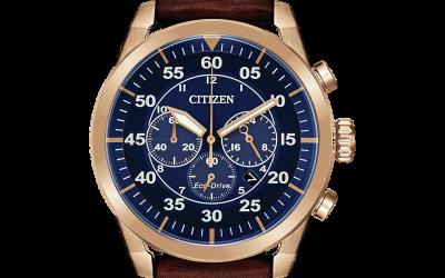 Đồng hồ Citizen và những điều không thể bỏ qua