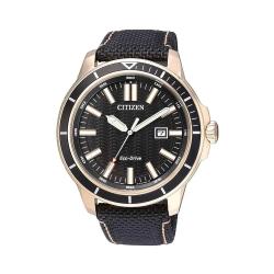 Đồng hồ Nam Citizen Eco-Drive Black - AW1523-01E