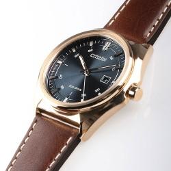 Đồng hồ nam Citizen Eco-Drive Blue Dial - AW1573-11L