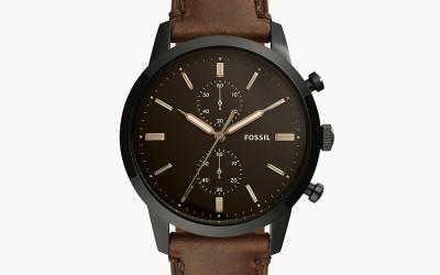 Đồng hồ Fossil chính hãng  và những điều cần biết