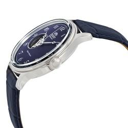 Đồng Hồ Nam Orient Open Heart Automatic Blue-RA-AG0015L10B