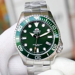 Đồng hồ Nam Orient Triton Automatic Green -RA-AC0K02E10B
