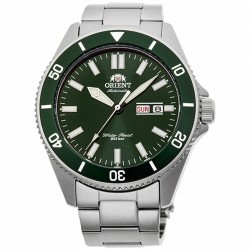 Đồng Hồ Nam Orient Kanno Automatic Green Dial - RA-AA0914E19B