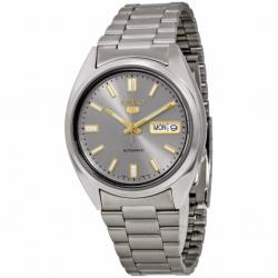 Đồng hồ nam Seiko 5 Automatic Grey Dial-SNXS75