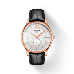 Tissot Tradition Silver Dial - T063.428.36.038.00