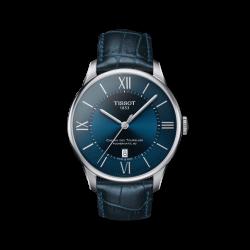 Tissot Chemin Des Tourelles Automatic Blue - T099.407.16.048.00