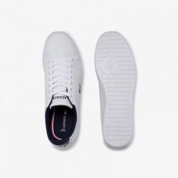Giày Lacoste Carnaby Evo Tri1 - Trắng Xanh Navy