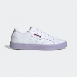 Giày adidas Sleek Nữ Trắng Tím