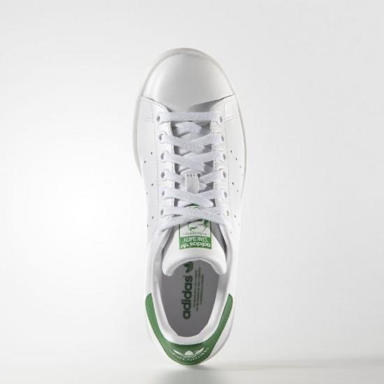Giày adidas Stan Smith - Nữ Trắng Xanh