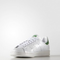 Giày adidas Stan Smith - Nam Trắng Xanh