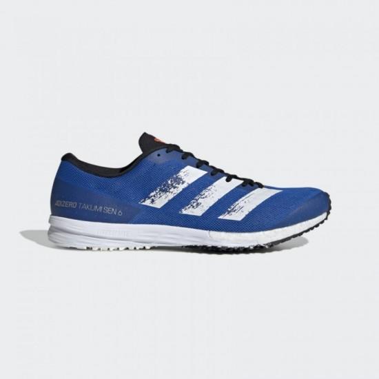 Giày adidas Adidas Adizero Takumi Sen 6 Nam Xanh