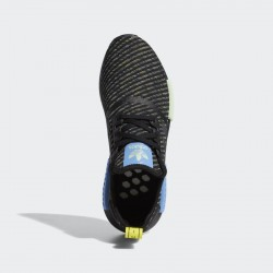 Giày adidas NMD R1 Nam - Đen Xanh