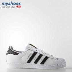 Giày adidas Superstar Trắng Đen