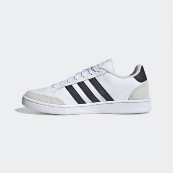Giày adidas Grand Court SE Nam Trắng Đen