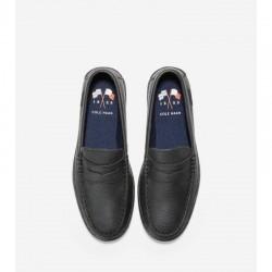Giày Cole Haan Nantucket Loafer II Nam- Đen