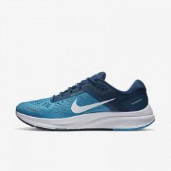 Giày Nike Air Zoom Structure 23 Nam - Xanh Dương