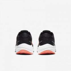 Giày Nike Air Zoom Structure 23 Nam - Đen Cam