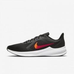 Giày Nike Downshifter 10 Nam - Đen Đỏ