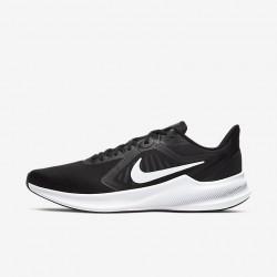 Giày Nike Downshifter 10 Nam - Đen Trắng