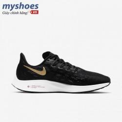 Giày Nike Air Zoom Pegasus 36 Nữ- Đen Vàng