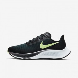 Giày Nike Air Zoom Pegasus 37 Nữ - Đen Xanh