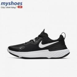 Giày Nike React Miller Nữ - Đen Trắng