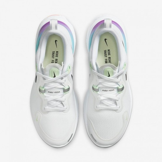Giày Nike React Miller Nữ - Trắng Xanh
