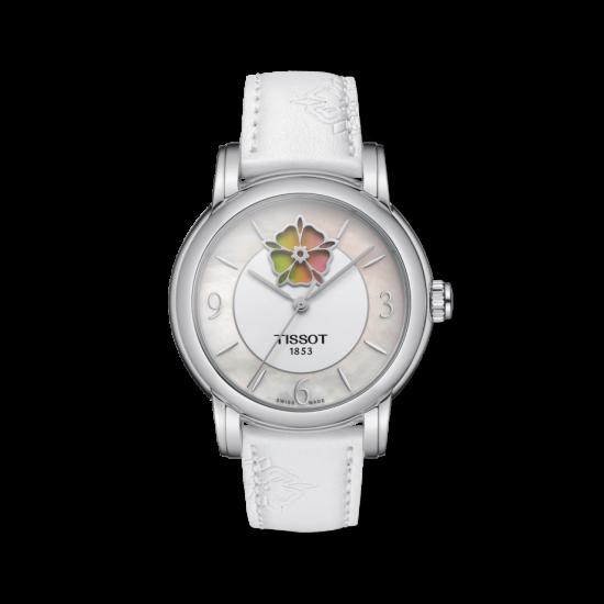 Đồng Hồ Tissot Nữ Lady Heart Flower Automatic-T0502071711705