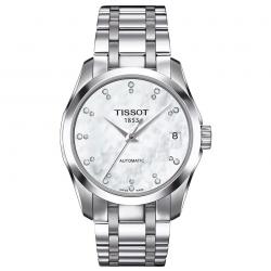 Đồng Hồ Tissot Nữ Couturier Diamond Automatic-T035.207.11.116.00
