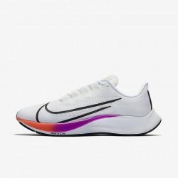 Giày Nike Air Zoom Pegasus 37 Nam - Trắng Xanh